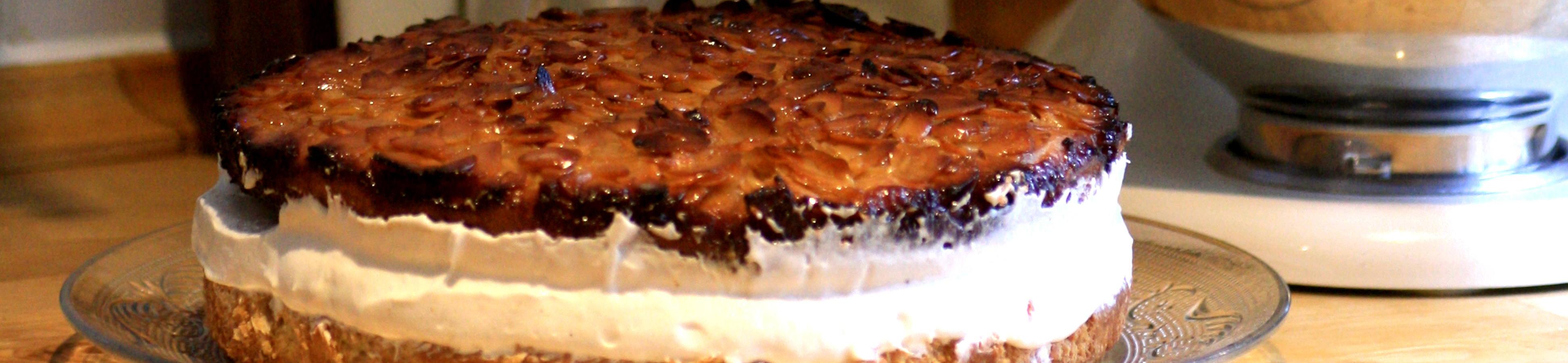 Bienenstich Kuchen Rezept